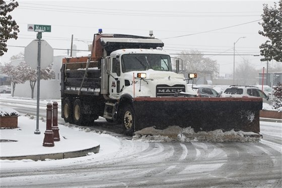 Winter Weather has Arrived; Snow Removal Practices and Policies