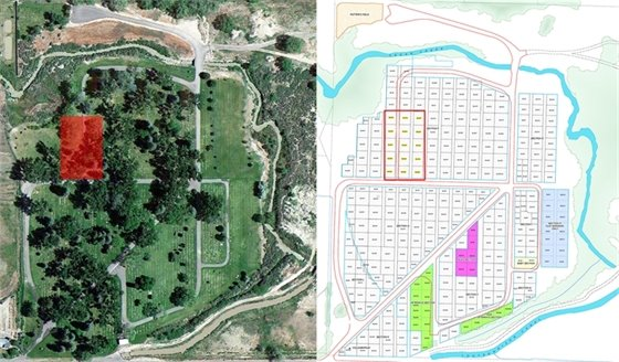 Cedar Creek Cemetery Study Complete, Burial Plots Located