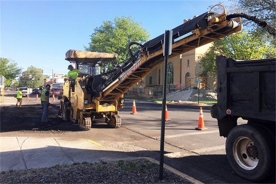 Funding For Street Improvements Gets Council Approval