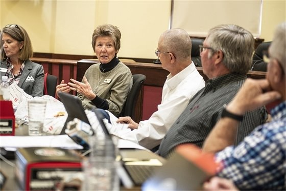 Judy Ann Files Draws Praise For Downtown Excellence