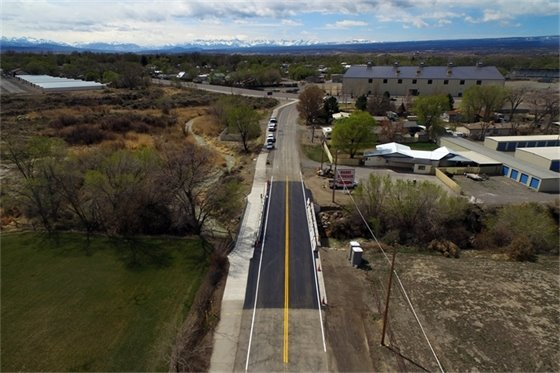 6530 Road Bridge Now Open Following Replacement