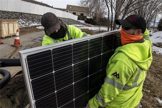 City Installs New Solar Lights To Improve Park Safety, Energy Efficiency