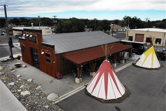 Tipi the Town Wins Colorado Governor's Award for Downtown Excellence
