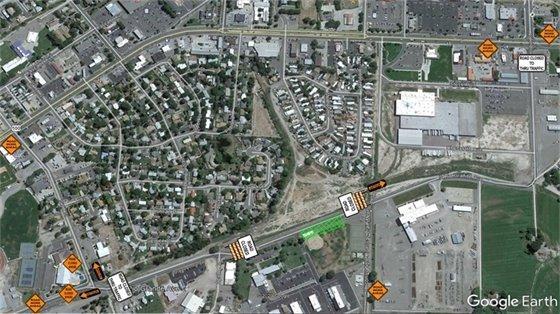 Rio Grande Avenue To Close Monday For Construction
