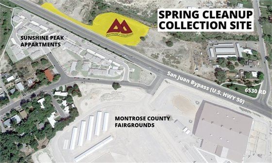 Annual Spring Cleanup Dates Confirmed