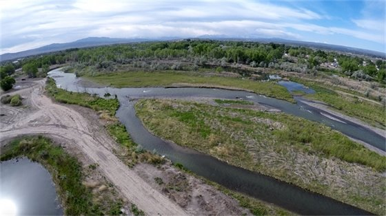 City Awarded Additional Grant Money For River Restoration Project