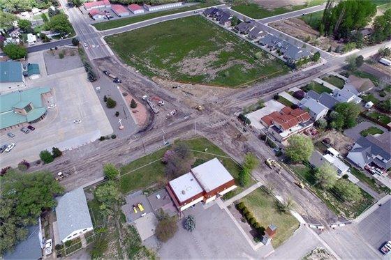 Miami-Hillcrest Roundabout Construction Reaches Project Milestone