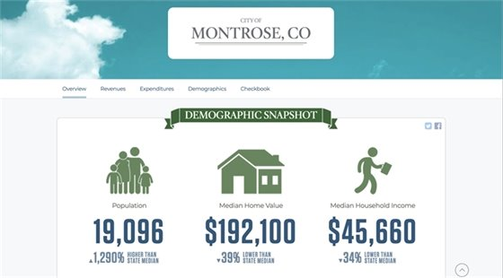 City Launches Online Tool to Boost Access to Financial Info