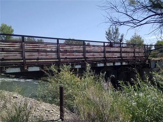 Uncompahgre River Pedestrian Bridge Replacement