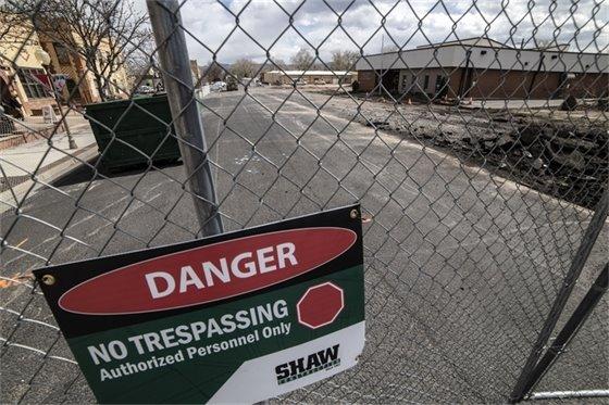 Public Safety Complex Construction Under Way
