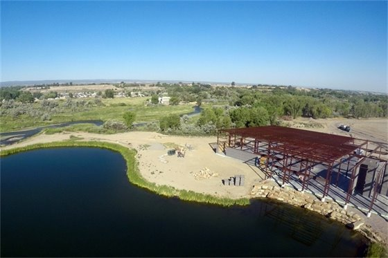 Project is a result of a two-million-dollar GOCO grant recently awarded to the City and Montrose Recreation District.