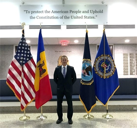 Only a select number of officers attend the FBI's National Academy every year, and the state of Colorado is given just four slots per session.