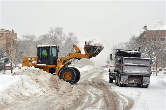 Public Works Updates Snow and Ice Removal Plan