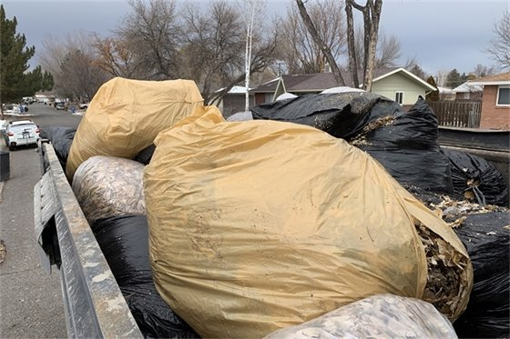 City Offering Leaf Bags For Sale Ahead of Cleanup