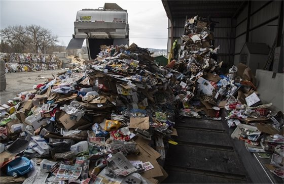 City Cuts Contamination Rate In Recycling Program