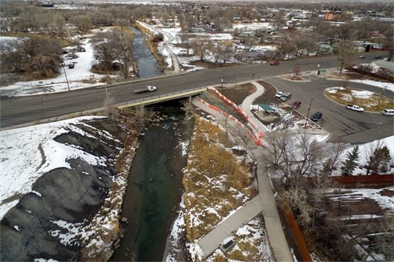 New Connect Initiative Recreation Trail and Underpasses Open To The Public
