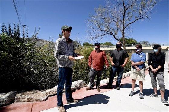 Murphy Earns Award Celebrating River Improvements/Preservation