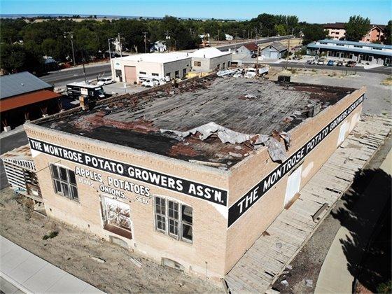 Potato Growers Building Granted Historic Property Designation