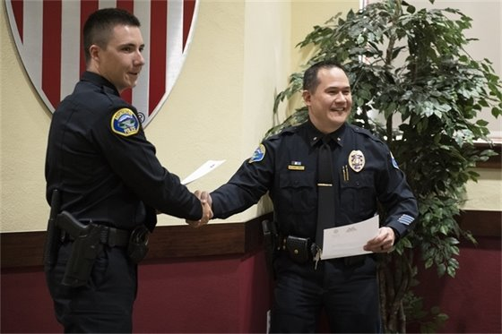Montrose Police Add Three New Officers
