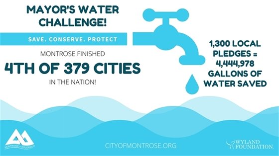 Montrose Finishes 4th in National Water Challenge