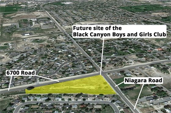 City Nets $600,000 Grant for Black Canyon Boys and Girls Club Facility