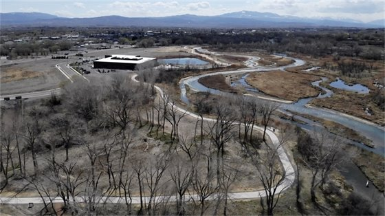 City/Rec District Receive Honors For Connect Trail
