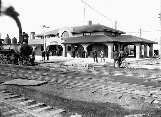 City Adds Depot To Historic Register