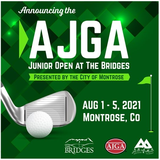 Montrose To Host AJGA Junior Open Aug. 1-5, 2021