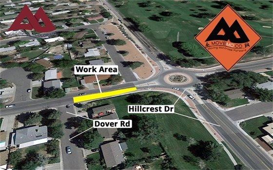 Sunnyside Road Utility Repair Work To Begin Monday
