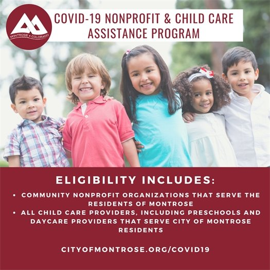 City Moves Forward with COVID-19 Nonprofit and Child Care Assistance Program