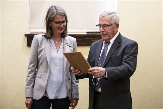 Glaspell Selected as Mayor for 2021-2022 Term, Frank Selected as Mayor Pro Tem