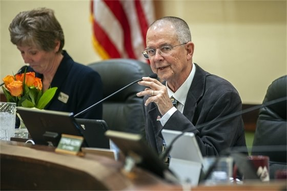 Anderson To Step Aside From City Council