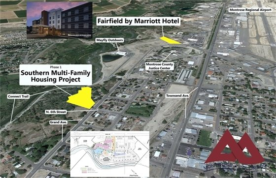 Housing, Hotel Approved For Montrose
