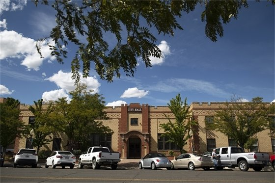 City Hall Added to City's Historic Register