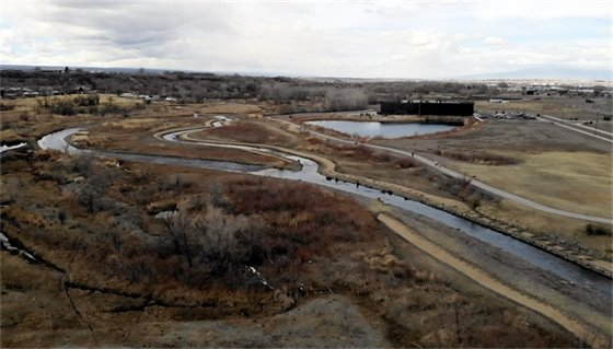 Phase I River Improvements Complete