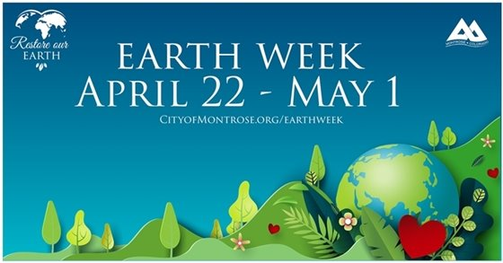 City Celebrating Earth Week With Myriad of Community Activities