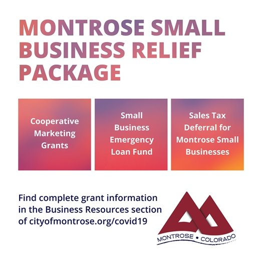 City Implements Tax Relief, Loan Program to Aid Small Businesses