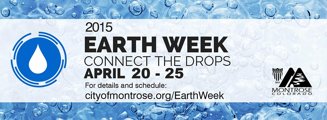 Earth Week Banner