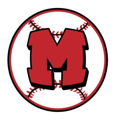 Montrose Indians Baseball Logo