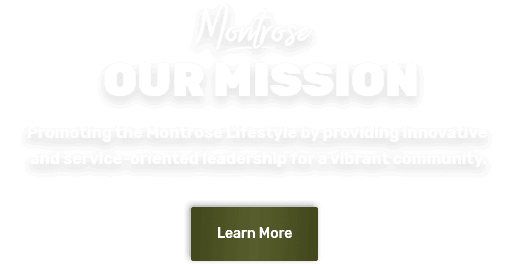 City of Montrose Mission