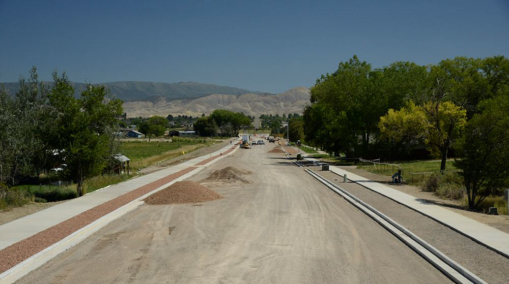 East Oak Grove Road Construction Project