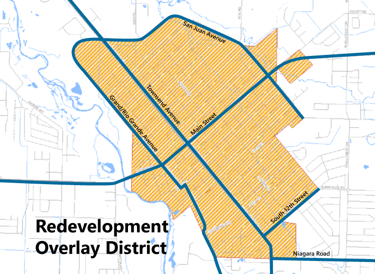 REDO Overlay District