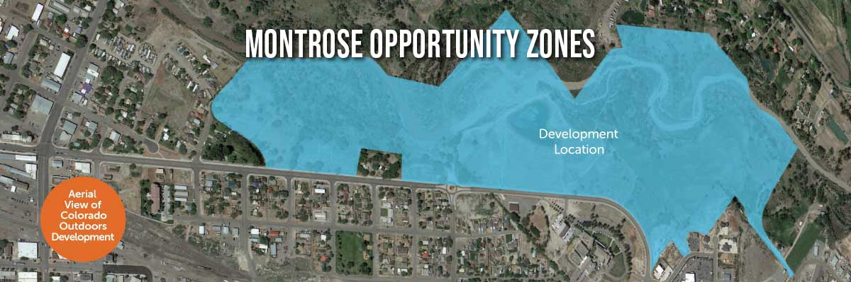 Montrose Opportunity Zone - Colorado Outdoors