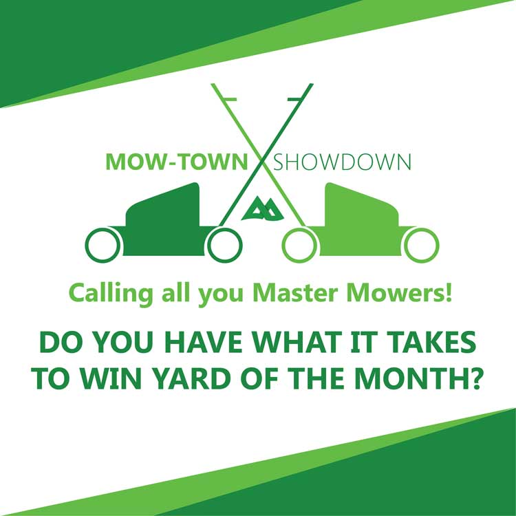 Mowtown Showdown Call to Action