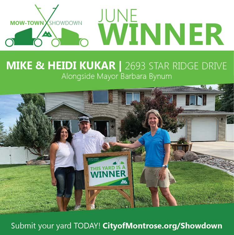 June MowTown Showdown Winner