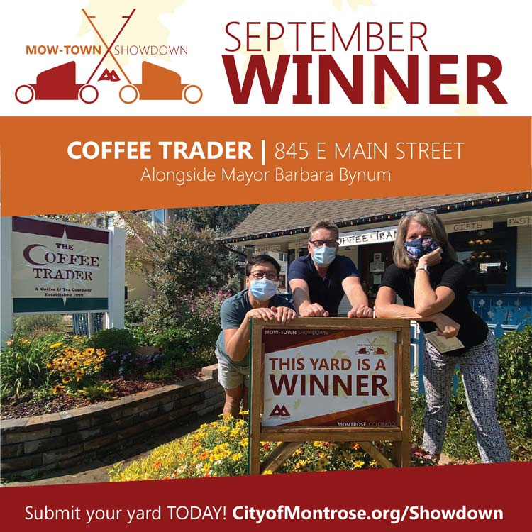 Mowtown Fall Winner