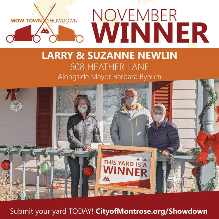 Mowtown Showdown November Winner