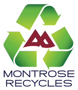 Montrose Recycles Logo