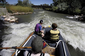 Uncompahgre River Rafting