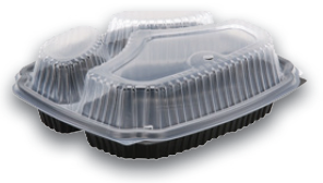 Unmarked Plastic Container